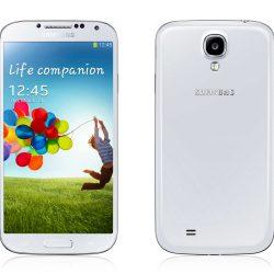 Samsung Galaxy S4, características técnicas