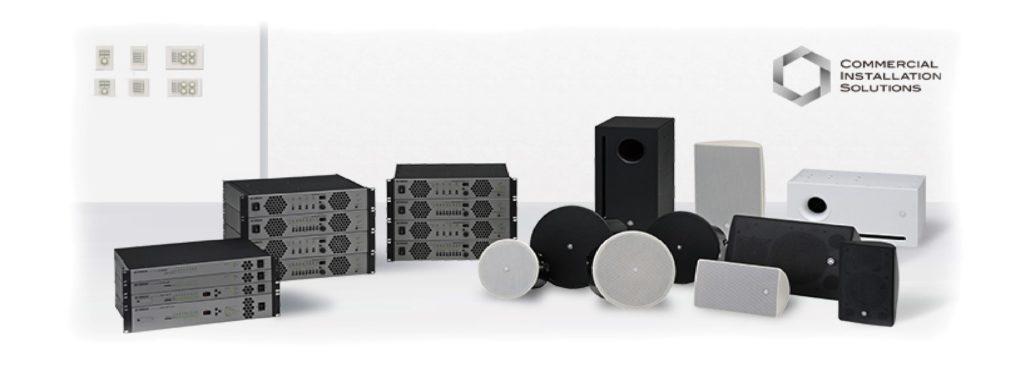 Instalación de sonido hitek